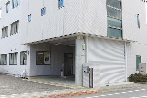 槍ヶ岳観光事務所